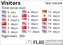 free counter[URL=http://s06.flagcounter.com/more/lGe][IMG]http://2.s06.flagcounter.com/count/lGe/bg=FFFFFF/txt=000000/border=CCCCCC/columns=3/maxflags=18/viewers=0/labels=0/pageviews=1/[/IMG][/URL]s